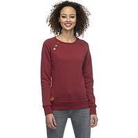 Sweatshirt Ragwear Daria - 4000/Red - women´s