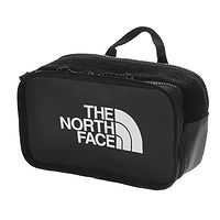 hip bag The North Face Explore Belt S - Black/White