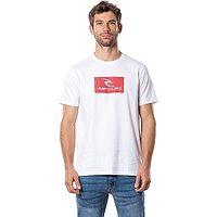 T-shirt Rip Curl Hallmark - White - men´s