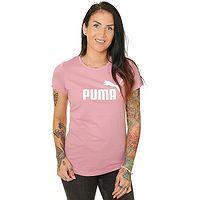 tričko Puma Essentials - Foxglove
