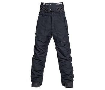 kalhoty Horsefeathers Nelson - Black