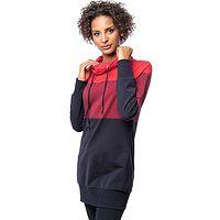 Sweatshirt Heavy Tools Veloce - Red - women´s