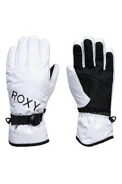 glove Roxy Jetty Solid - WBB0/Bright White - women´s