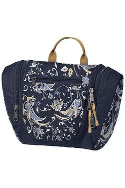 kosmetická taška Jack Wolfskin Caddie - Midnight Blue All Over
