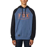 camisola Fox Crest Pullover - Blue Steel - men´s