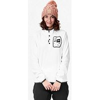 sweatshirt Picture Clay Polartec Pullover - White - women´s