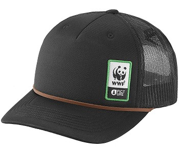kšiltovka Picture Kuldo WWF Trucker - Black