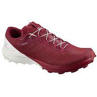 Schuhe Salomon Sense 4/Pro - Red Dahlia/White/Goji Berry - men´s