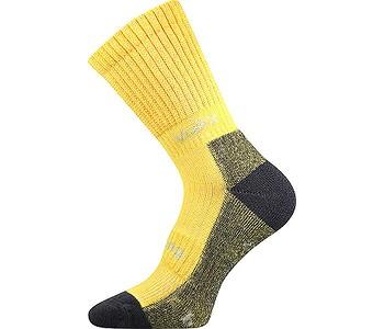 ponožky Voxx Bomber - Yellow