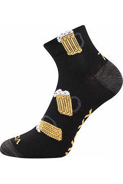 ponožky Voxx Piff - Black