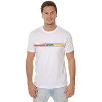 T-shirt Rip Curl Mama Horizon - White - men´s
