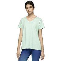 T-Shirt 4F NOSH4-TSD002 - 47S/Mint - women´s