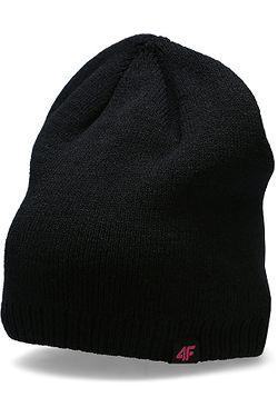 čepice 4F H4Z20-CAD013 - 20S/Deep Black