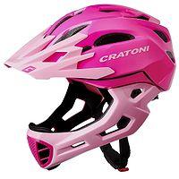 kask Cratoni C-Maniac - Pink/Rose Glossy