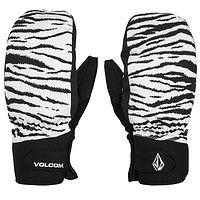 Handschuhe Volcom Vco Nyle Mitt - White Tiger - men´s