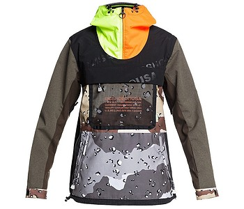 bunda DC Asap Anorak SE - XCSW/Repurpose Multi Camo/Opticool