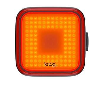 světlo Knog Blinder Rear - Black/Square