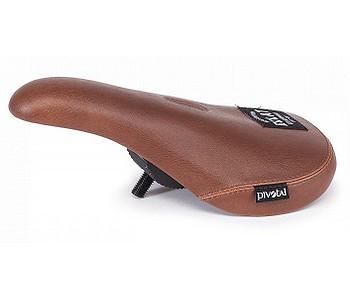 sedlo Éclat Bios Slim Pivotal - Brown Leather
