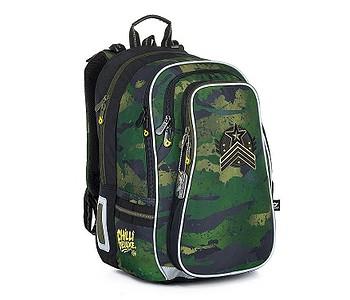 batoh Topgal LYNN 21018 - B/Camouflage
