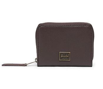 peněženka Herschel Tyler Leather RFID - Brown