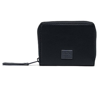 peněženka Herschel Tyler Leather RFID - Black