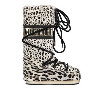 boty Tecnica Moon Boot Animal - Giraffe Print