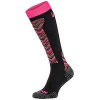 chaussettes Relax Carve - RSO33C/Black/Pink - women´s