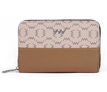 peněženka Vuch Abby - Brown/Pink