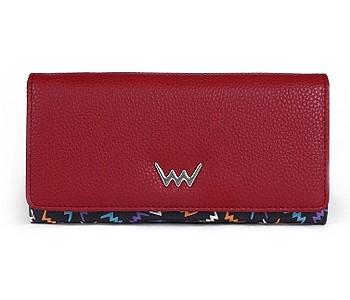 peněženka Vuch Alexis - Red