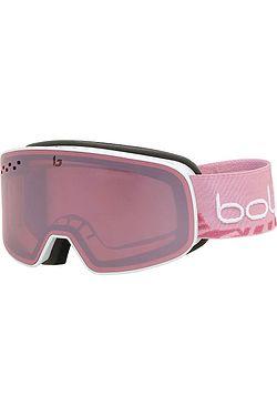 brýle Bollé Nevada Small - White Pink Matte/Vermillon Gun