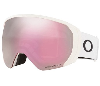 brýle Oakley Flight Path XL - Matte White/Prizm Snow Hi Pink