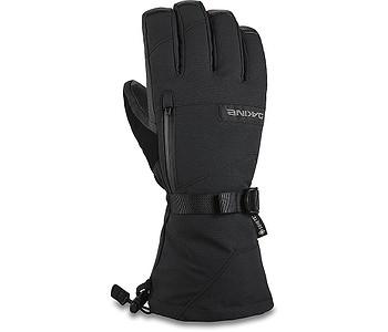 rukavice Dakine Leather Titan Gore-Tex - Black
