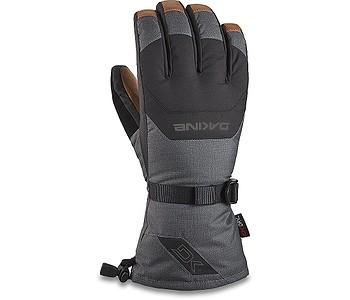 rukavice Dakine Leather Scout - Carbon