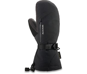 rukavice Dakine Leather Sequoia Gore-Tex Mitt - Black