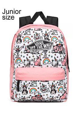 backpack Vans Realm - Puppicorns - girl´s