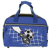 bag Hama - Step By Step 24531/Fotbal II - Blue - kid´s