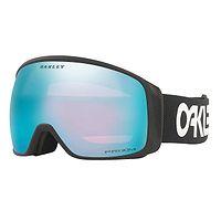 des lunettes Oakley Flight Tracker XL - Factory Pilot Black/Prizm Snow Sapphire Iridium - men´s