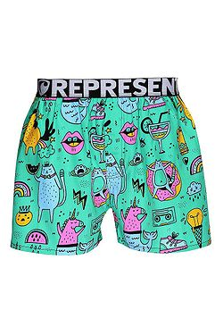 trenky Represent Exclusive Mike - Sweet Dreams/Turquoise