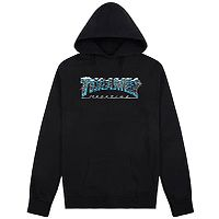 sweatshirt Thrasher Black Ice - Black - men´s
