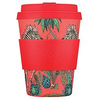 kubek Ecoffee Cup Lost World/Emma J. Shipley - Red