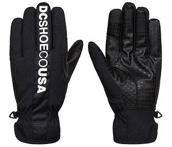 rukavice DC Salute - KVJ0/Black