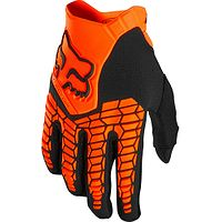 glove Fox Pawtector - Fluo Orange - men´s