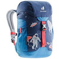 backpack Deuter Schmusebär - Midnight/Coolblue - kid´s