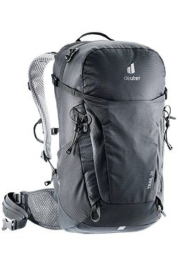 batoh Deuter Trail 26 - Black/Graphite