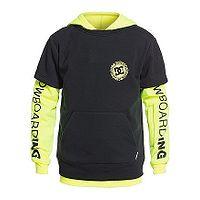 sweatshirt DC Dryden - KVJ0/Black - boy´s