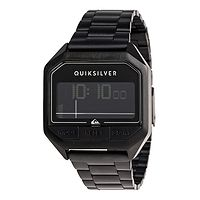 relógio Quiksilver Addictiv Pro Tide Metal - KVJ0/Black - men´s
