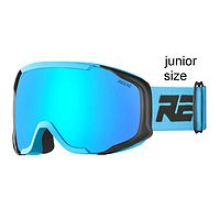 gogle Relax De-Vil - HTG65G/Shiny Blue/Black/Bronze/Ice Blue Platinum