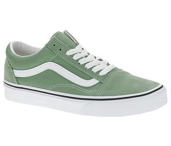 boty Vans Old Skool - Shale Green/True White