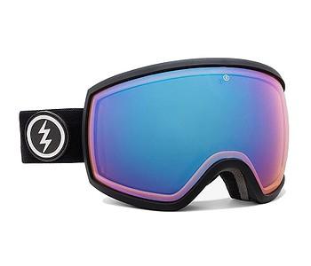 brýle Electric EGG - Matte Black/Photochromic Blue