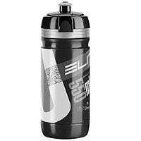 botella de agua Elite Corsa - Black/Silver